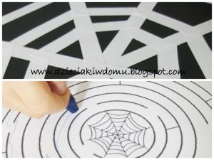 ساخت عنکبوت و لانه عنکبوت 09