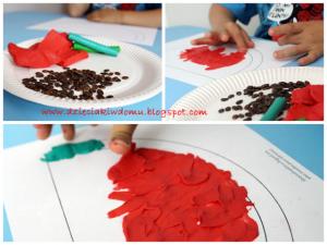 ساختن هندوانه با خمیر بازی05