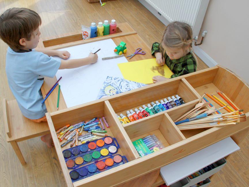کاربرد کاردستی در پرورش کودکان