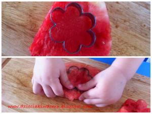 آموزش کار دستی کودکان با هندوانه03