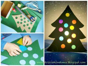 سرا آموزش کاردستی درخت کریسمس02