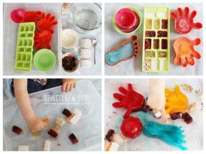 ساخت خوراکی بصورت یخ بستنی01