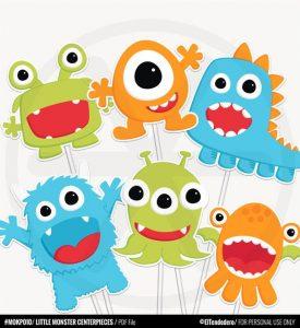نقاشی میکروب برای کودکان