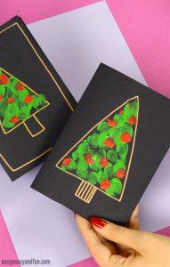 آموزش کارت پستال ویژه کریسمس
