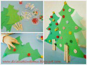 آموزش کاردستی های کریسمس ساخت درخت کاج