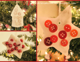 سرا ساخت کاردستی برف کریسمس 14