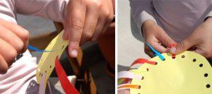 اوریگامی ساده ساخت خورشید