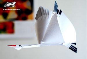اوریگامی ساخت لک لک
