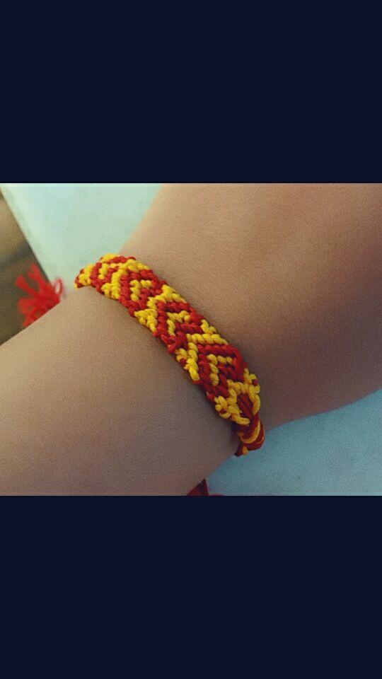 دستبند | نخ ابریشم