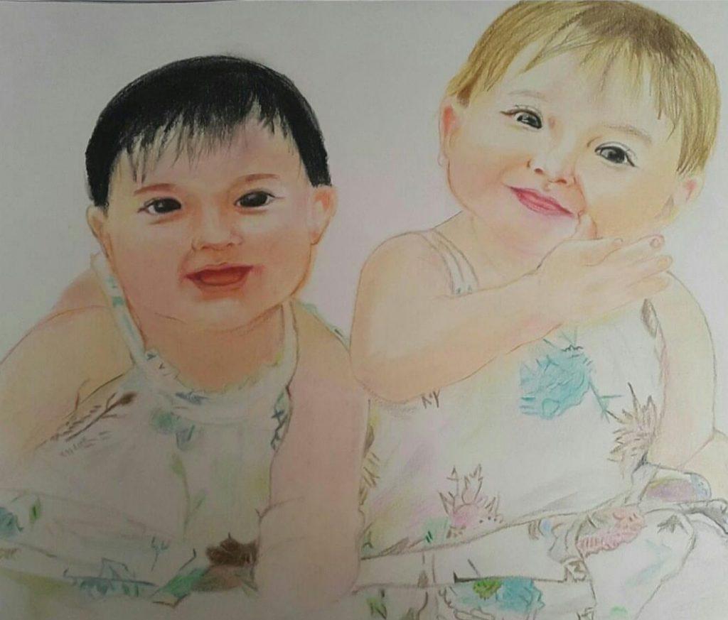 نقاشی مخصوص اتاق کودک