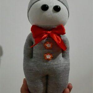 عروسک جورابی
