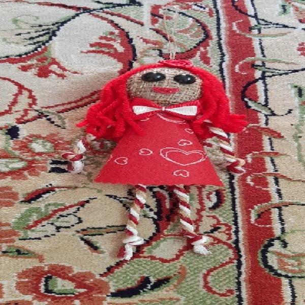 عروسک های  بامزه کنفی در سایز های متفاوت