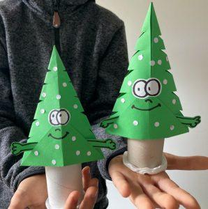 آموزش درخت کریسمس