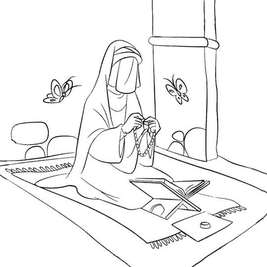 شهادت حضرت فاطمه زهرا14