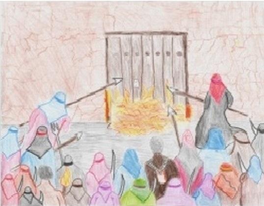 شهادت حضرت فاطمه زهرا5